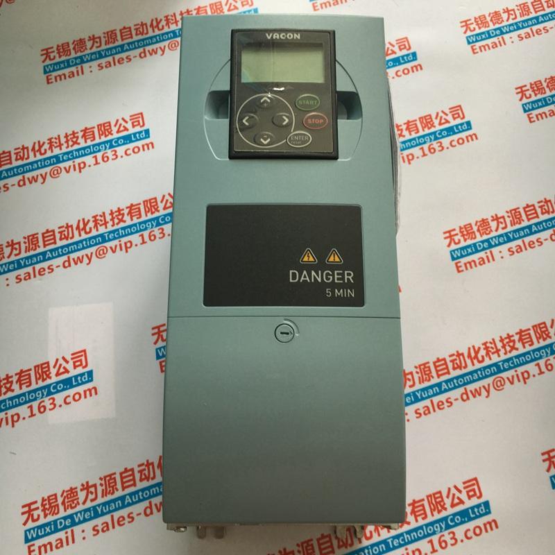 新品伟肯VACON变频器NXL00125C2H1SSS0000原装供应中