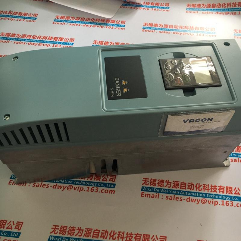 新品伟肯VACON变频器NXL00315C2H1SSS0000原装供应中